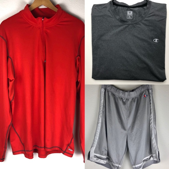 Champion Other - Champion- Size XL- 2 Tops and 1 Pair of Shorts